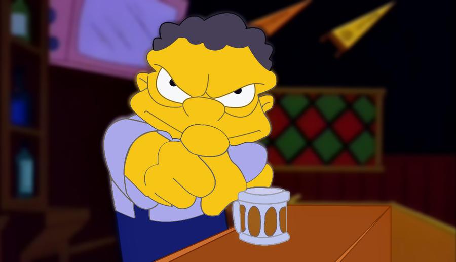 Moe's: I choose you by btcaloiro