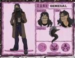 General Derek - Human by Thylanos