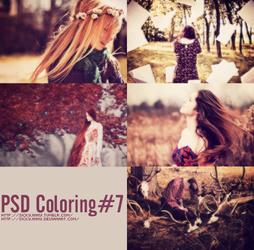 PSD Coloring#7 by SickyJinny