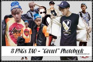 Pack 8 PNGs TAO by SickyJinny