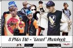 Pack 8 PNGs TAO