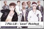 Pack 7 PNGs LAY