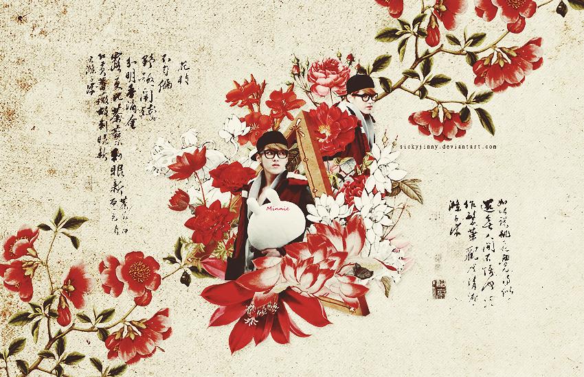 131116. Wu YiFan by SickyJinny