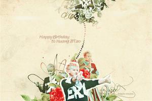 140502. Happy Birthday to ZiTao by SickyJinny