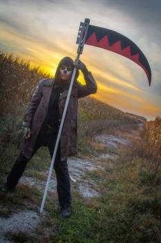 Enter the Reaper