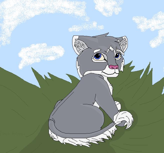 Husky Lion cub mix by TLK-Peachii