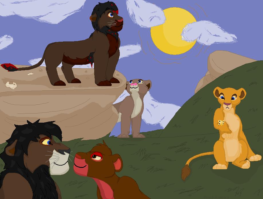 Tojo's family by TLK-Peachii