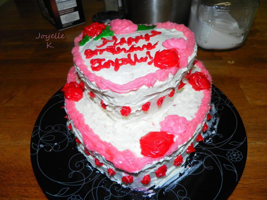 .Lovely Birthday. by TLK-Peachii