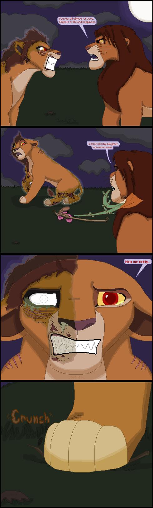 Let's meet Tukio Simba .Part III. by TLK-Peachii