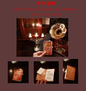 BJD Miniature craft: Beacon mental hospital file