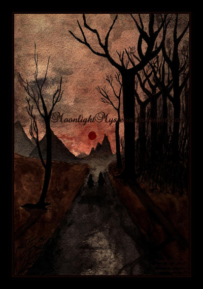 Twilight Wanderings by MoonlightMysteria