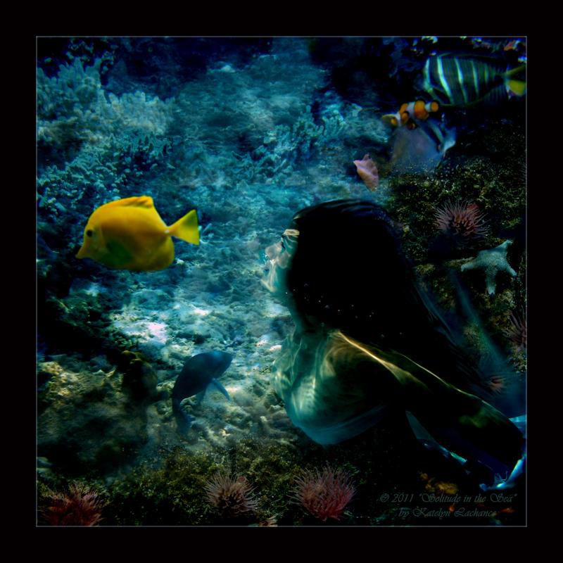 Solitude in the Sea by MoonlightMysteria