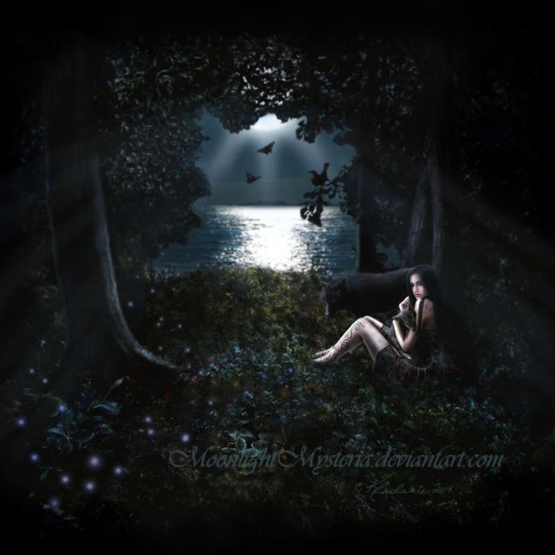 Moon Daughter by MoonlightMysteria