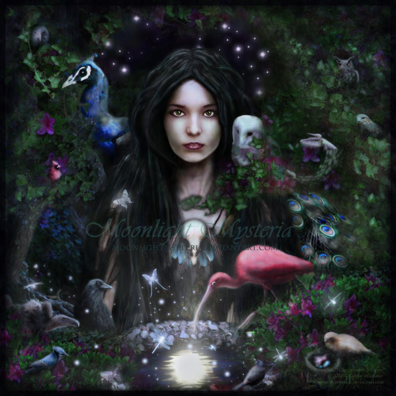 The Feather Mistress by MoonlightMysteria