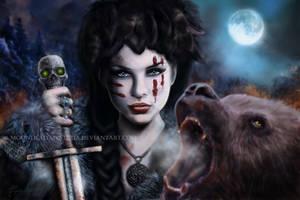 Blood of My Enemies by MoonlightMysteria