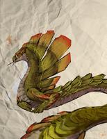 Monster Hunter: Najarala by orribu