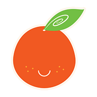 Freckled Orange by orribu