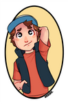 [Fan Art] Gravity Falls- Dipper Pines