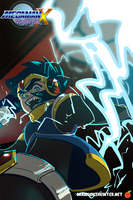 |MMX: Hybrid| Angery Boi X by orribu