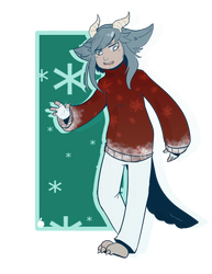 |Commission| Nifty Winter Sweater
