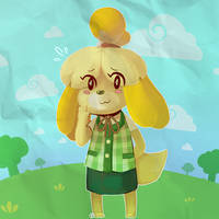 |Animal Crossing| Isabelle