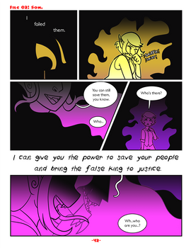 Rose for Shurinai, Chapter 2 Page 42