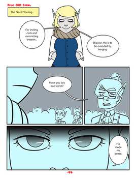 Rose for Shurinai, Chapter 2 Page 44