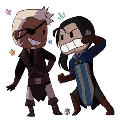 |Commission| Gale and Leon