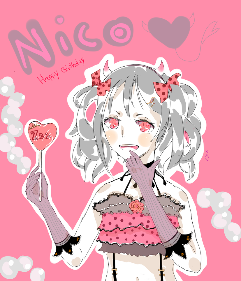 man i love nico by Crissbycriss001