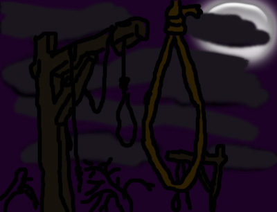 gallows by crayal