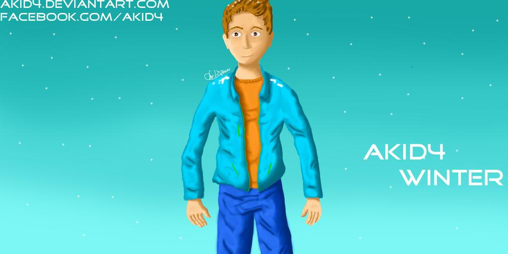 Akid4 Winter (Facebook) by Akid4