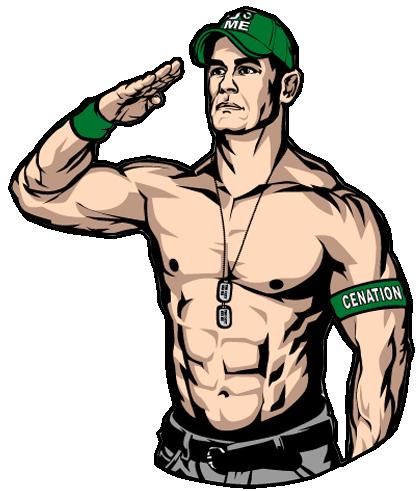 John Cena 2012 by Naif1470 on DeviantArt
