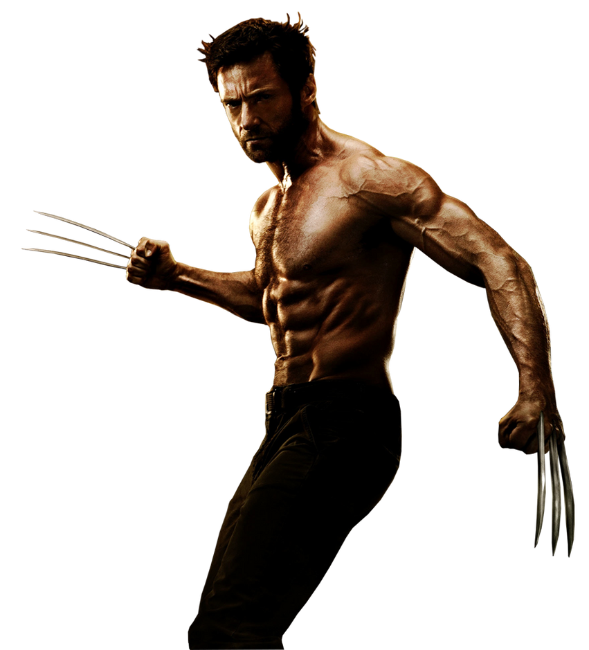 The Wolverine 2013 Movie Render by Naif1470