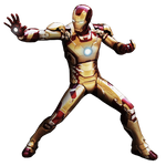 Iron Man 3 Render !