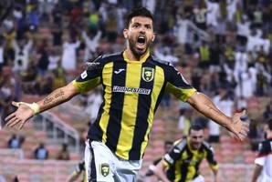Sergio Aguero - ITTIHAD FC by Naif1470