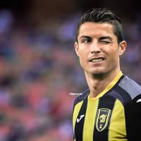 Cristiano Ronaldo - ITTIHAD FC by Naif1470