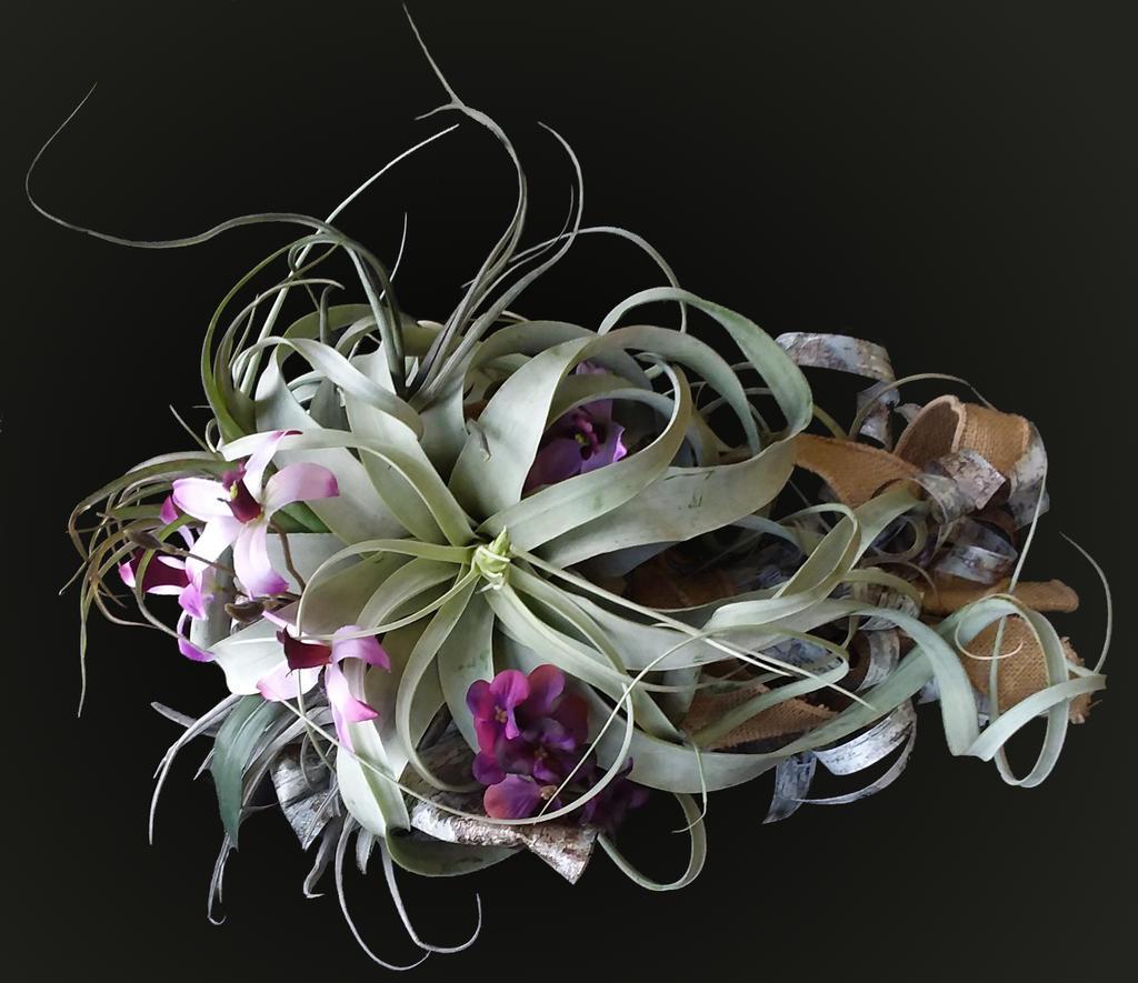 Xerographica Wedding Bouquet by Annqueru