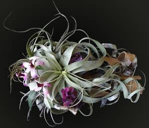 Xerographica Wedding Bouquet
