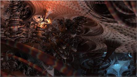 Subatomic Activities by ulliroyal