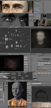 Making of the glint