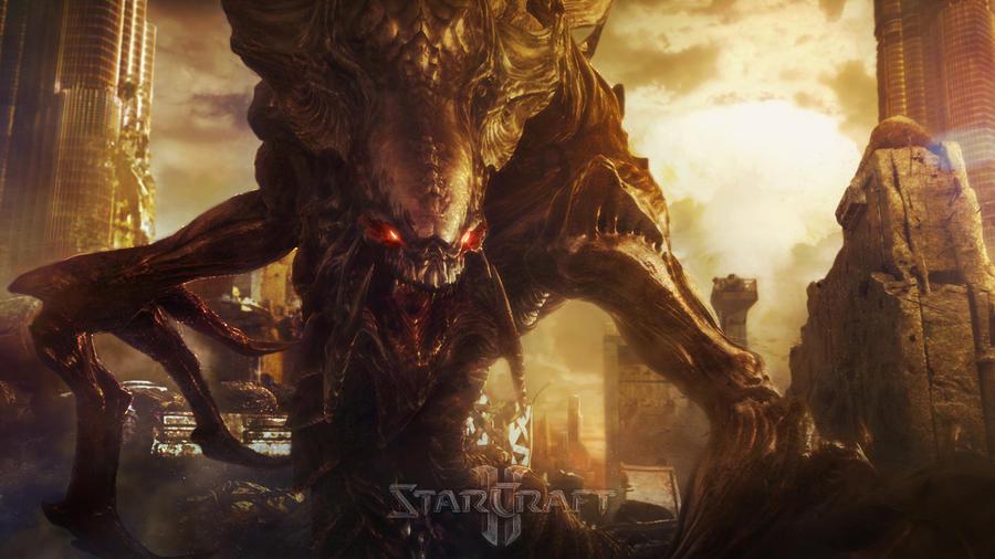 Zerg Hydralisk by TouRniqueT86