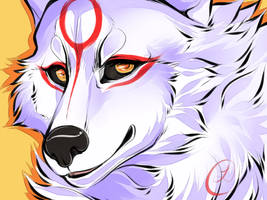 Amaterasu by L-I-F-F-Y