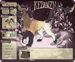 Kebanzu: Ketil - Registration Sheet