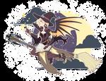Overwatch - Mercy Witch