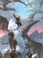 Dragonborn Gol Hah Dov by markmolchan