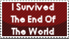 I Survived Stamp by XxTimeBombxX