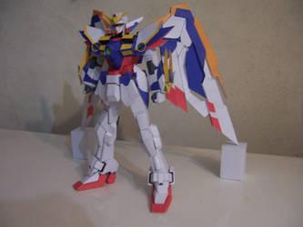Wing Gundam Ka Ver. Papercraft by StormL