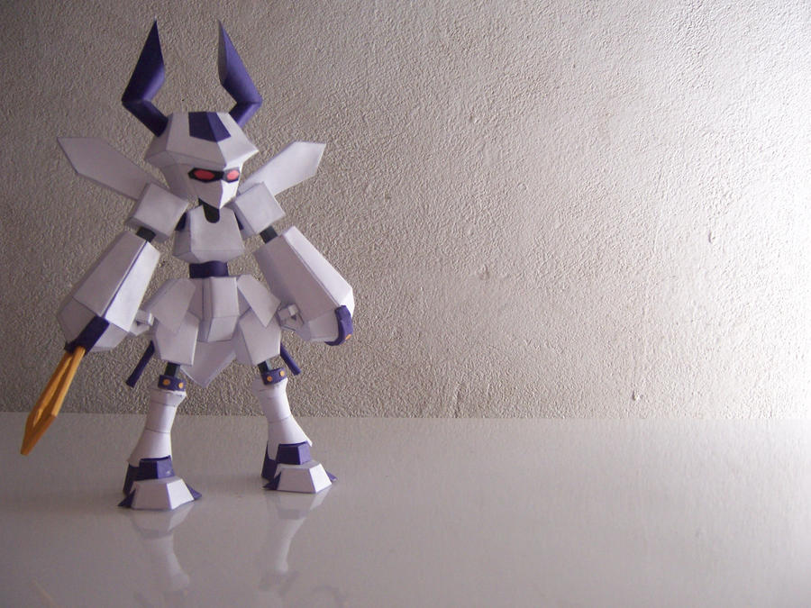 Rokusho Papercraft by StormL