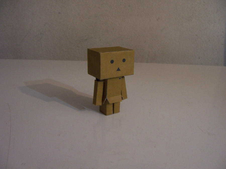 Danbo Papercraft by StormL