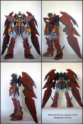 Epyon Gundam Papercraft by StormL